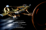Concerto for 2 trumpets by Francesco Manfredini