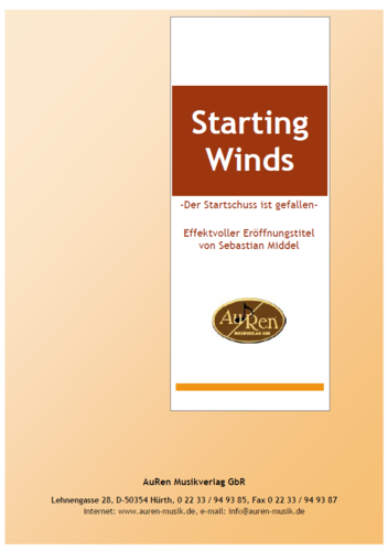 Starting Winds