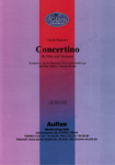 Concertino for flute and wind band