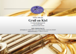 Gruß an Kiel  for large brass ensemble